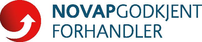 NOVAP-godkjent forhandler